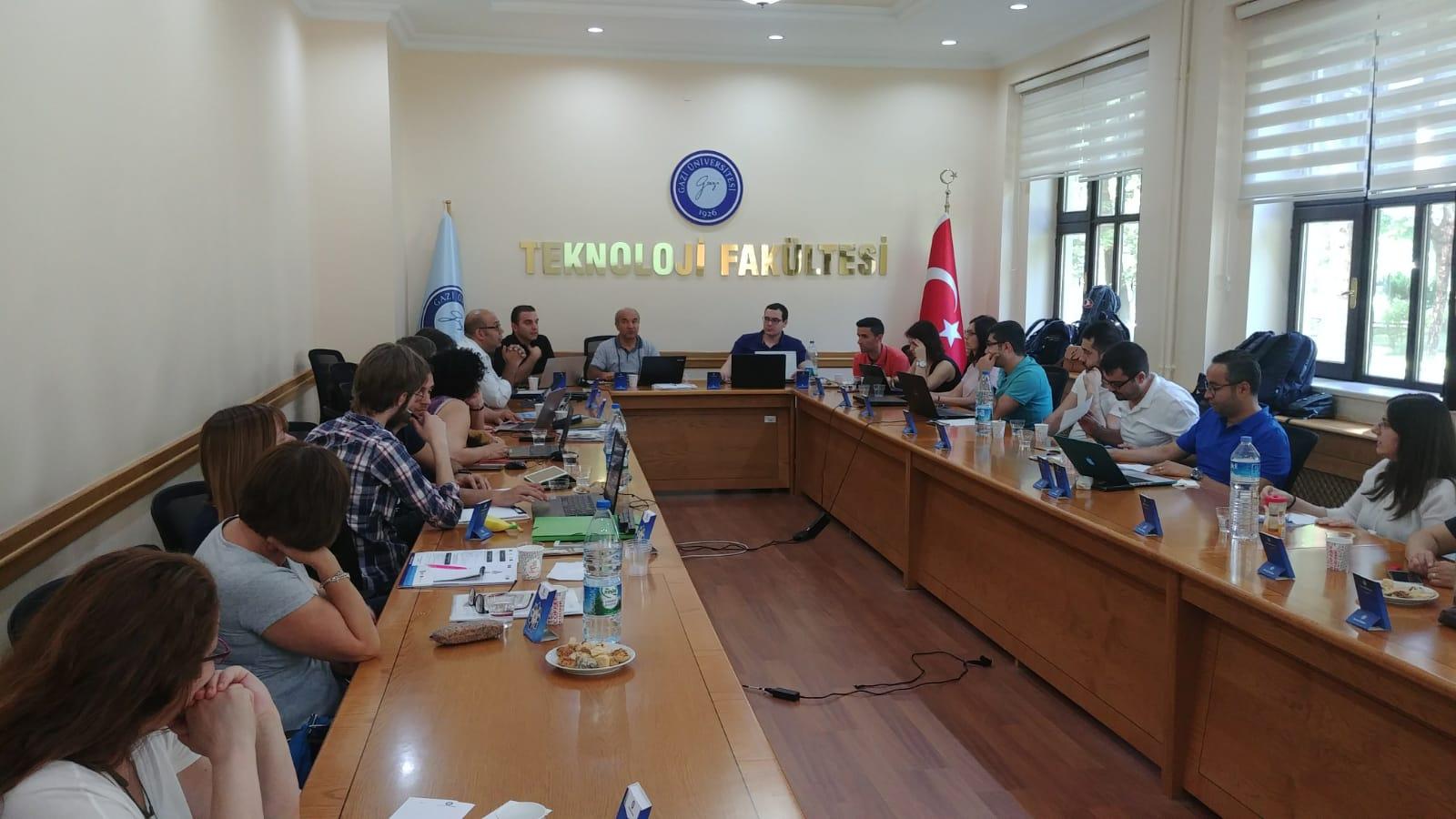 5. TPM Toplantısı, Ankara